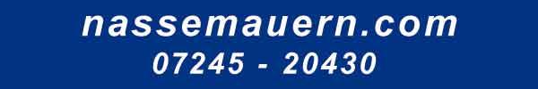 Mauertrockenlegung - FDM GmbH