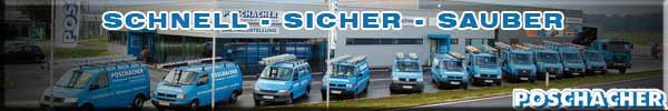 POSCHACHER Dachdeckerei & Spenglerei GmbH, 4310 Mauthausen